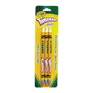 Twistable Graphite Pencils 3s