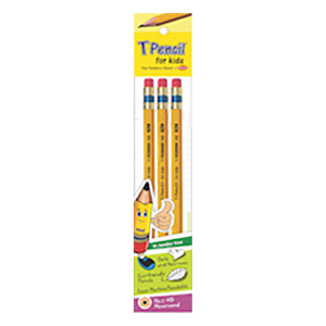 T Pencil For Kids 3s
