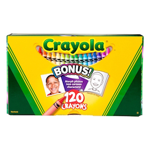 Crayons 120s