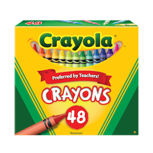 Crayons 48s