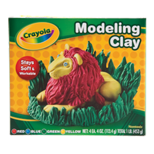 Modelling Clay 4s