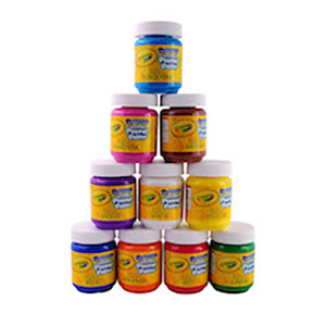 Poster Paint 2oz (Gold or Silver)