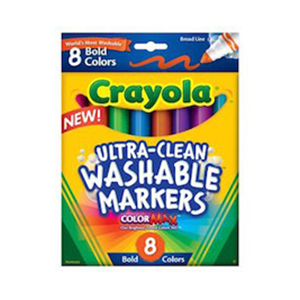 Ultra-Clean Washable Markers 8s - Bo...