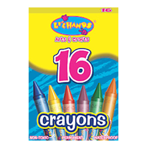 Crayons 16s