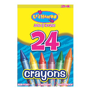 Crayons 24s